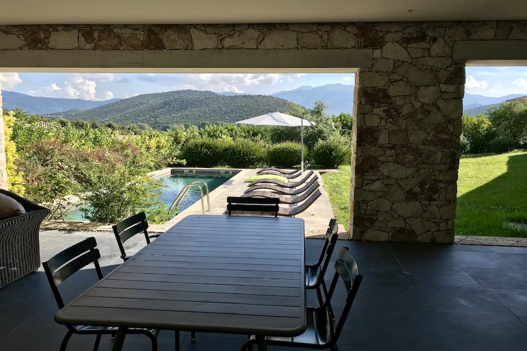 Villa Spinelli Conciergerie du Nebbiu