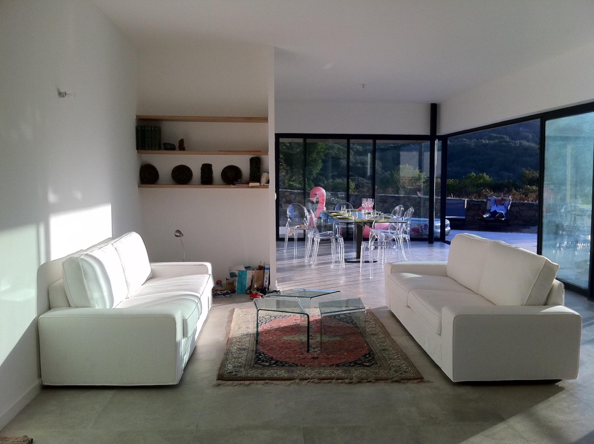 Villa Guadalle Conciergerie du Nebbiu